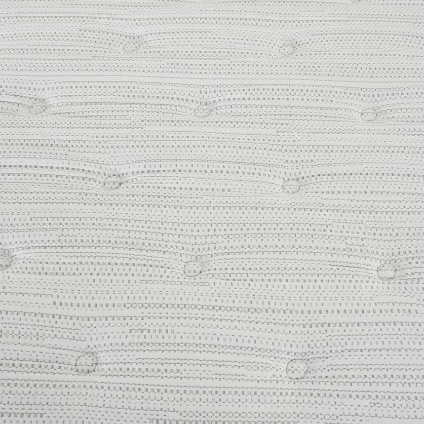 BRBS900-TT-Firm Queen Mattress w/Low Foundation by Simmons Beautyrest Silver  alternate image, 4 of 6 images.