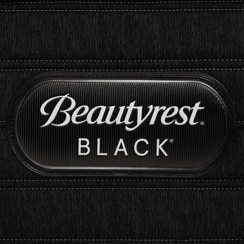 BRB-L-Class Firm Queen Mattress w/Low Foundation by Simmons Beautyrest Black  alternate image, 5 of 6 images.