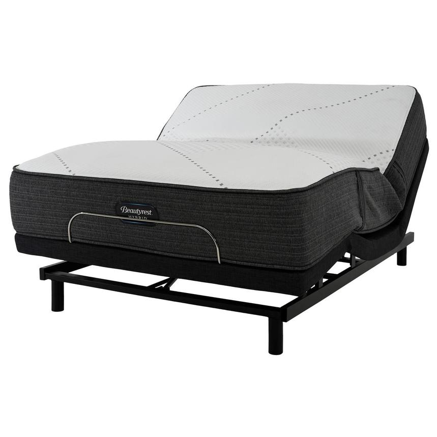 BRX 1000-IP-MS Queen Mattress w/Essentials IV Powered Base by Serta  alternate image, 3 of 5 images.