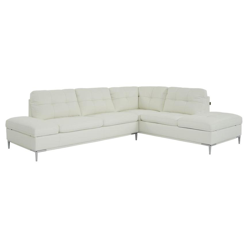 Shelby Corner Sofa w/Right Chaise  main image, 1 of 11 images.