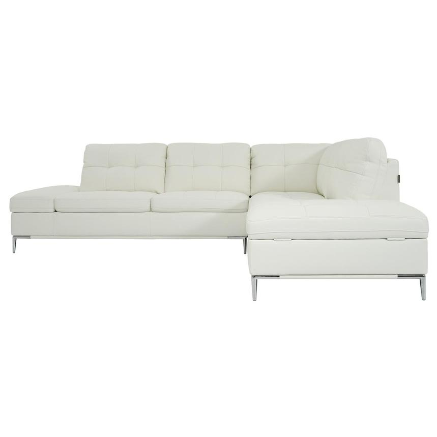 Shelby Sofa w/Right Chaise  alternate image, 3 of 10 images.