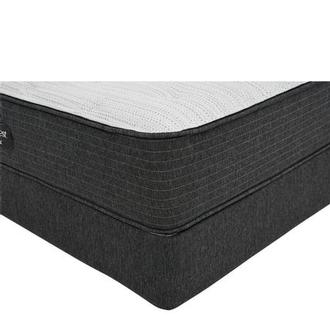 BRBS900-TT-MF Twin Mattress w/Regular Foundation by Simmons Beautyrest Silver