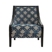 Anchor Accent Chair w/2 Pillows  alternate image, 3 of 10 images.