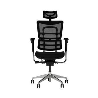 Arsenio Black High Back Desk Chair