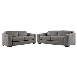 Jay Gray Living Room Set