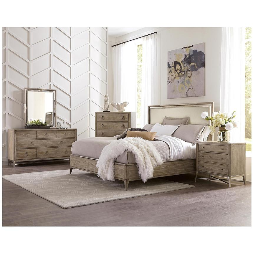 Zophie 6-Piece Queen Bedroom Set  alternate image, 2 of 7 images.