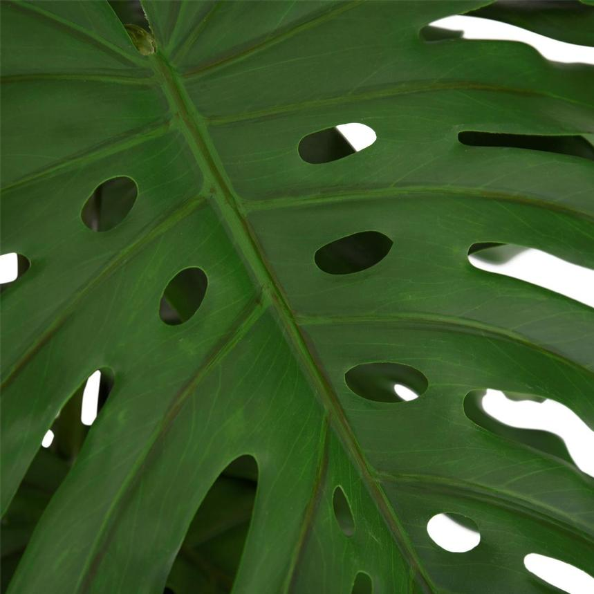 Monstera Blue Planter  alternate image, 3 of 4 images.