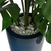 Monstera Blue Planter  alternate image, 4 of 4 images.