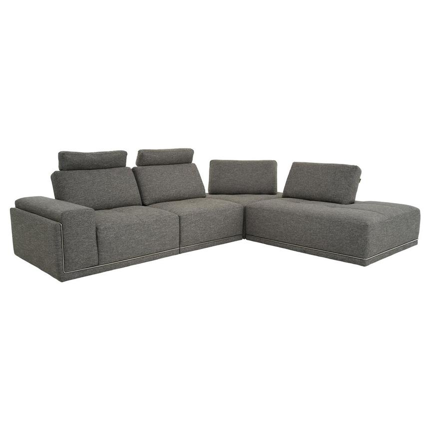 Satellite Sectional Sofa w/Right Chaise  main image, 1 of 10 images.