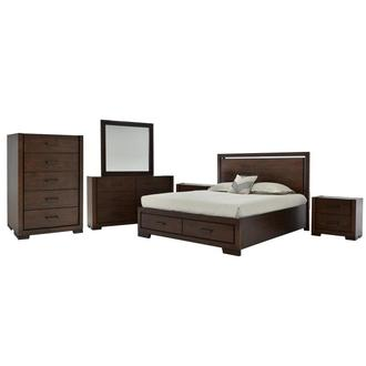 Allison 6-Piece King Bedroom Set
