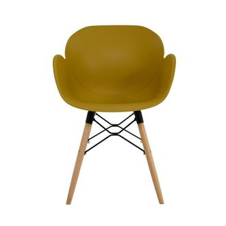 Salerno Yellow Chair