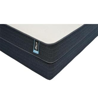 Coral Full Mattress w/Low Foundation by Carlo Perazzi