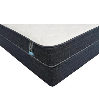 Bay King Mattress w/Low Foundation by Carlo Perazzi