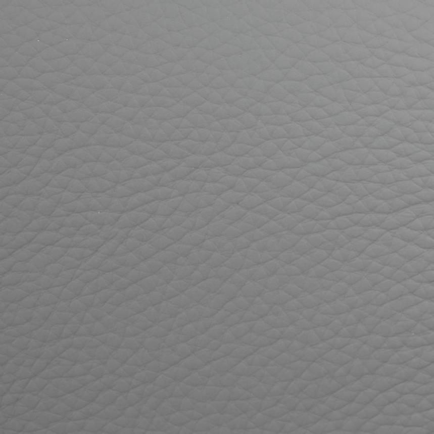 Milani Gray Leather Chair  alternate image, 8 of 8 images.