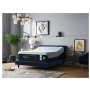 Luxe-Breeze Soft Queen Mattress w/Ergo® Extend Powered Base by Tempur-Pedic  alternate image, 2 of 7 images.