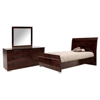 Pisa 3-Piece King  Bedroom Set