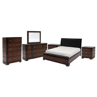 Donata 6-Piece King Bedroom Set