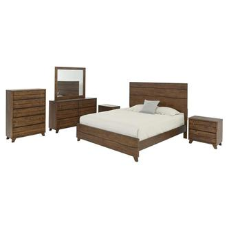 Huckleberry 6-Piece King Bedroom Set