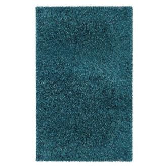 Lux Blue 5' x 7' Area Rug