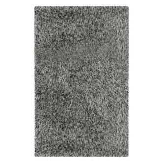Lux Gray 5' x 7' Area Rug