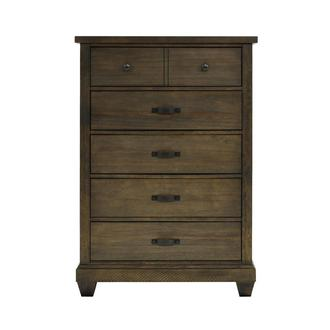 Hamilton Brown Chest