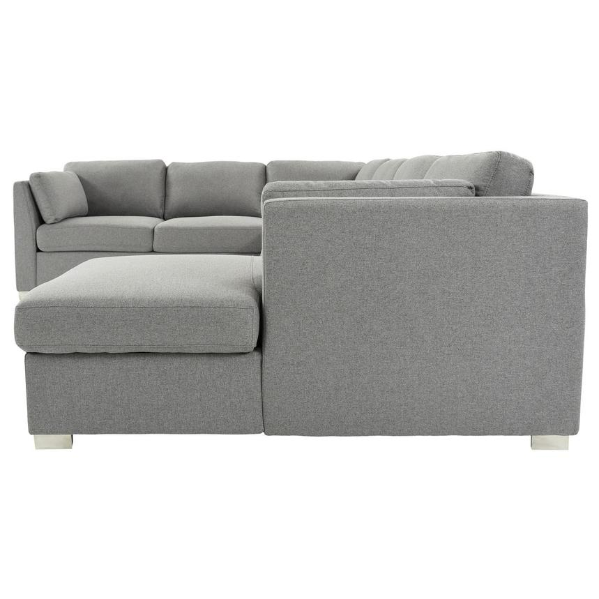 Vivian Sectional Sleeper Sofa w/Right Chaise  alternate image, 5 of 11 images.