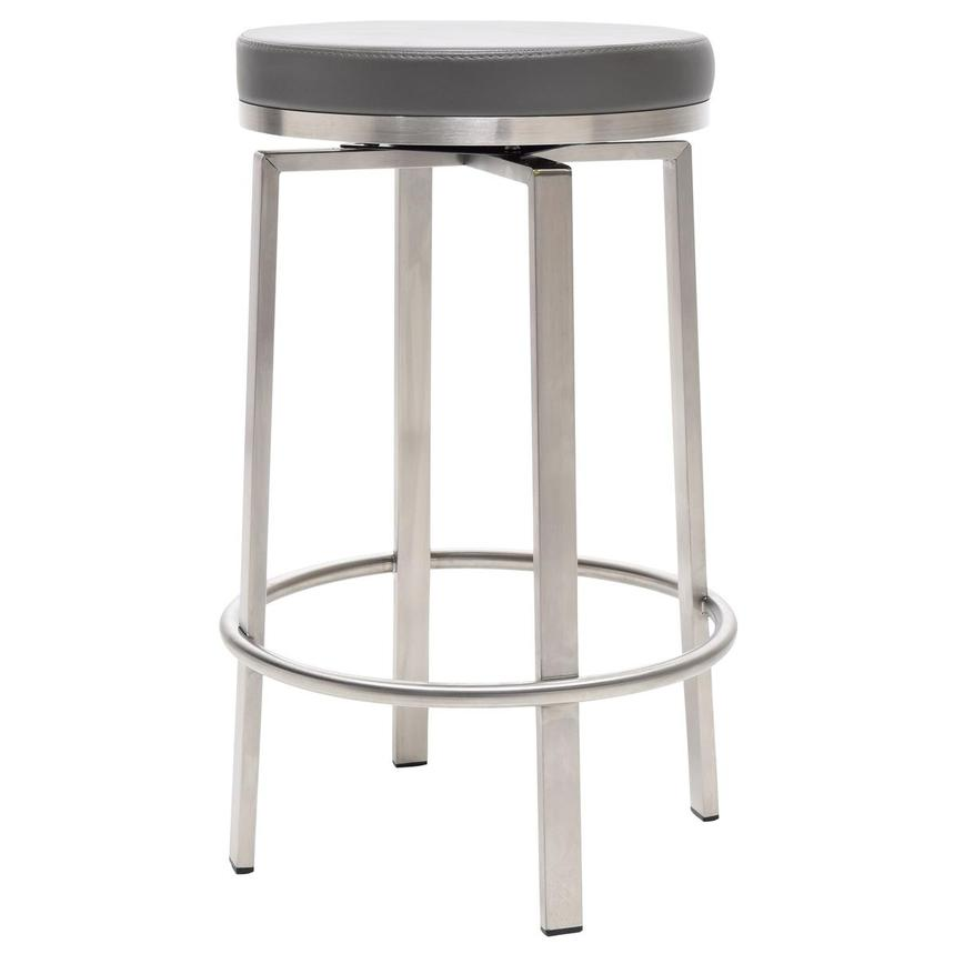 Ryan Gray Swivel Counter Stool  alternate image, 2 of 6 images.