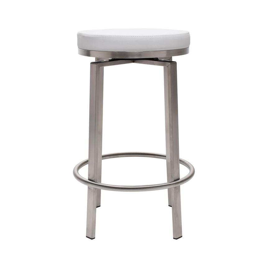 Ryan White Swivel Counter Stool  main image, 1 of 6 images.