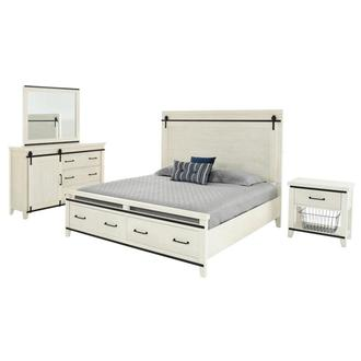 Markus 4-Piece Queen Bedroom Set