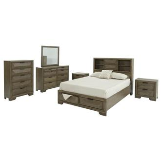 Mathew 6-Piece King Bedroom Set