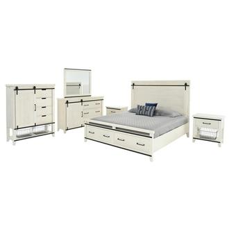Markus 6-Piece Queen Bedroom Set