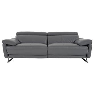 Gabrielle Leather Power Reclining Sofa