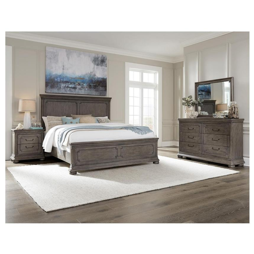 Arthur 6-Piece King Bedroom Set