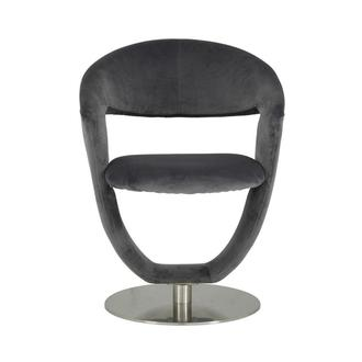 Clarisse Gray Side Chair