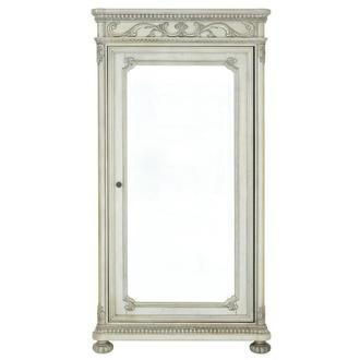Granada Cream Storage Mirror