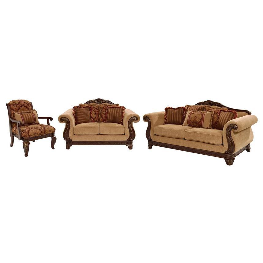 Brandon Living Room Set El Dorado, El Dorado Furniture Hialeah