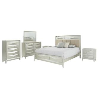 Jeny 6-Piece King Bedroom Set