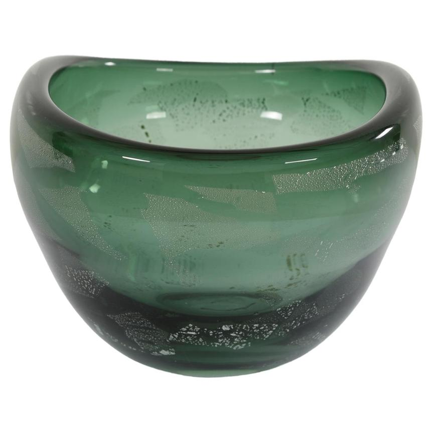 Euphoria Green Glass Bowl  alternate image, 3 of 5 images.