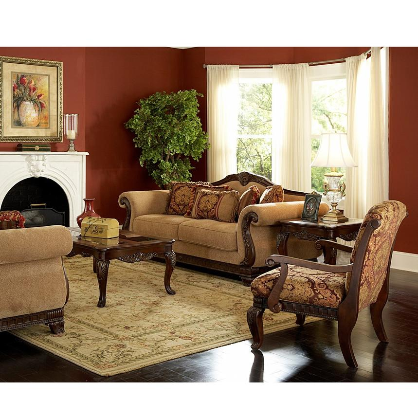 Living Room Set El Dorado Furniture