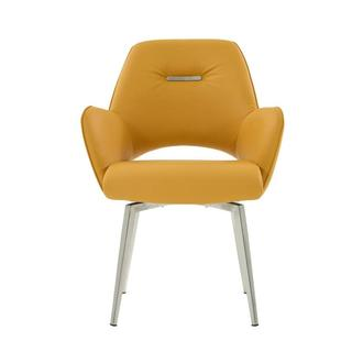 Finley Yellow Side Chair