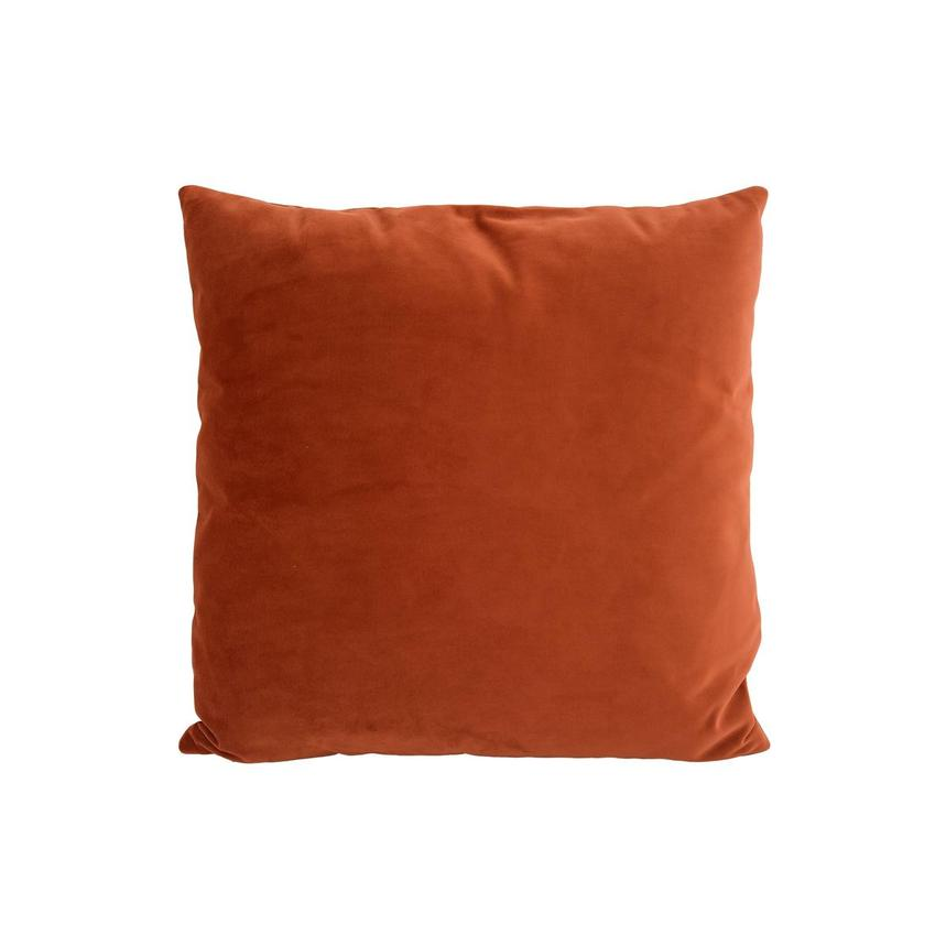 Andy Orange Two Accent Pillows  alternate image, 2 of 4 images.