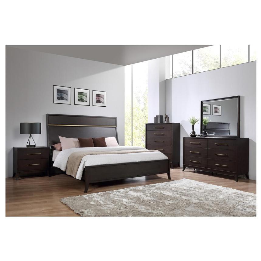 Zen 4-Piece King Bedroom Set