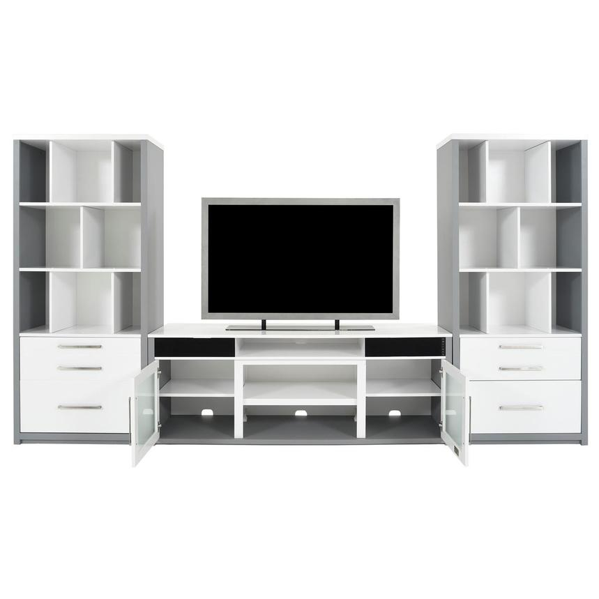 Ashford Wall Unit w/Speakers  alternate image, 2 of 10 images.