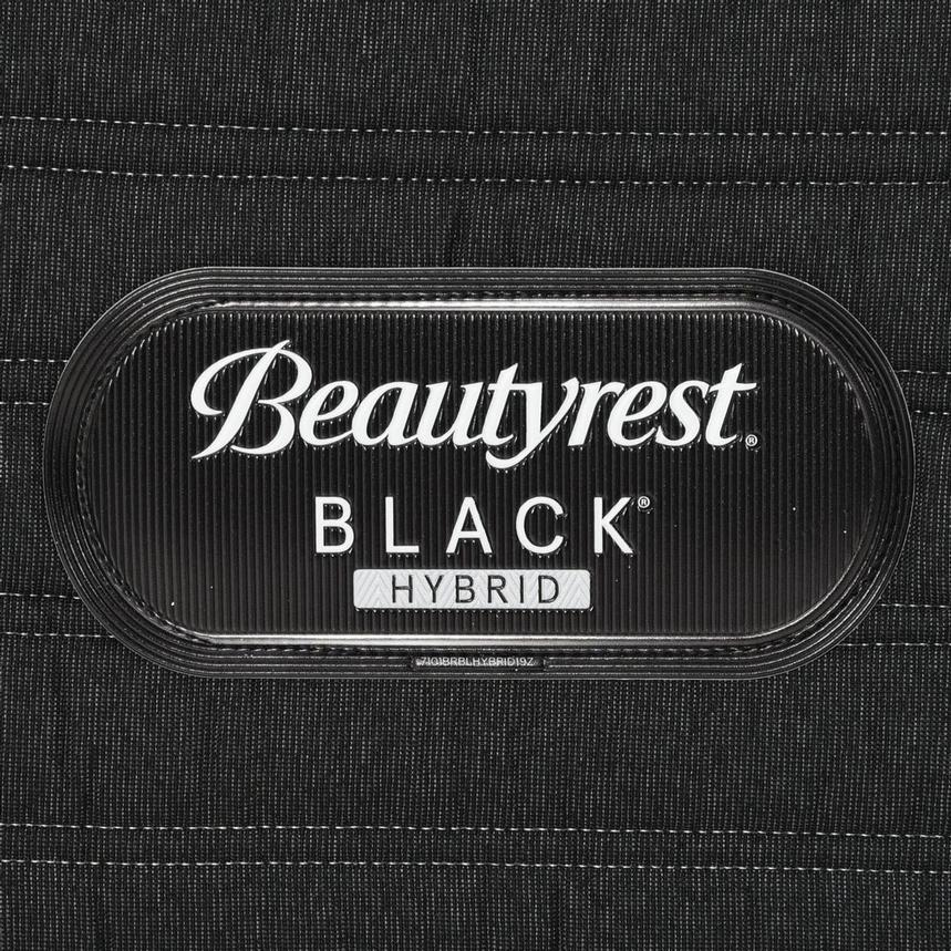 BRB-X-Class Hybrid Plush Twin XL Mattress by Simmons Beautyrest Black Hybrid  alternate image, 4 of 4 images.