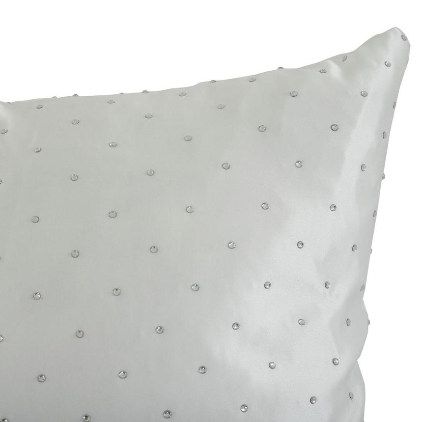 Glitzy Pearl Accent Pillow  alternate image, 3 of 4 images.