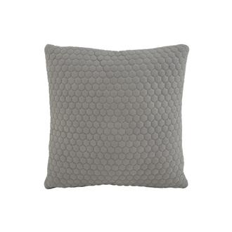 Okru Light Gray Accent Pillow