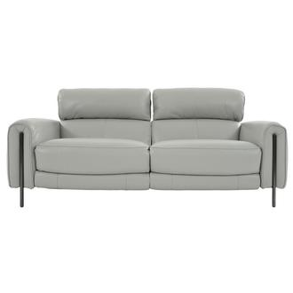 Paris Leather Reclining Sofa