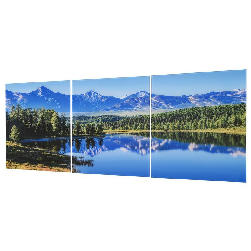 Altai Set of 3 Acrylic Wall Art  alternate image, 2 of 4 images.