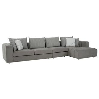 Silvia Sectional Sofa w/Right Chaise