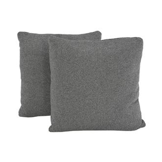 Okru Dark Gray Two Accent Pillows